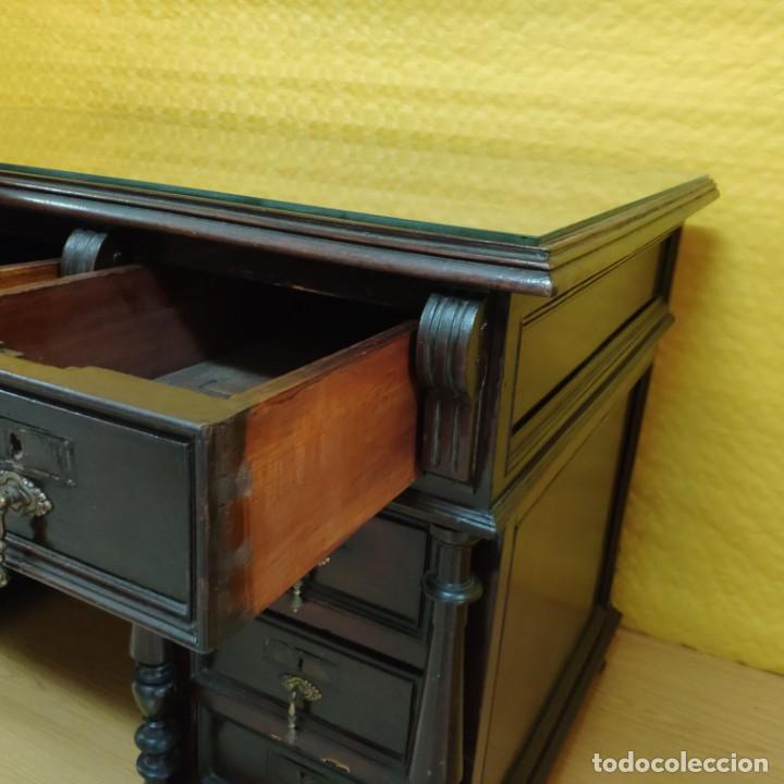 Antigüedades: Mesa De Despacho, 6000-959 - Foto 9 - 72442343