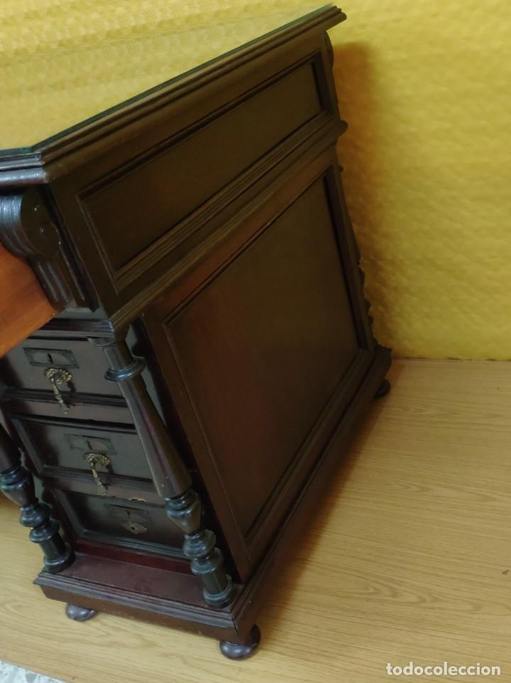 Antigüedades: Mesa De Despacho, 6000-959 - Foto 10 - 72442343