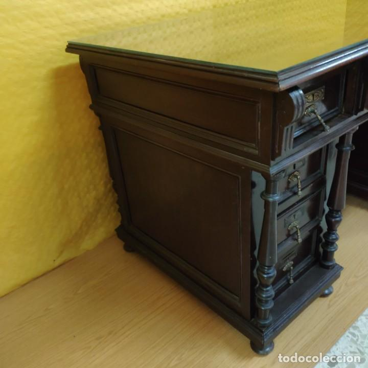 Antigüedades: Mesa De Despacho, 6000-959 - Foto 11 - 72442343
