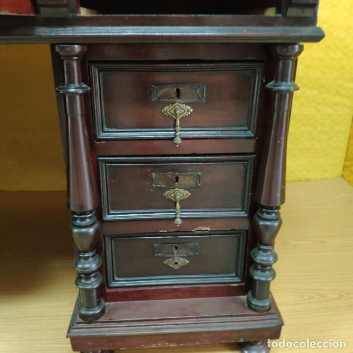 Antigüedades: Mesa De Despacho, 6000-959 - Foto 16 - 72442343