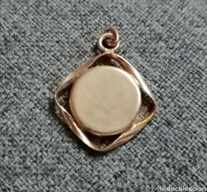 Antigüedades: Medalla, colgante, dije modernista. Antiguo. Sin usar. ENVIO GRATIS. - Foto 2 - 217882831