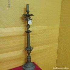 Antigüedades: CANDELABRO DE PIE SIGLO XIX, 6000-079. Lote 43449594