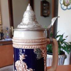 Antigüedades: JARRA DE CERVEZA. Lote 217916048