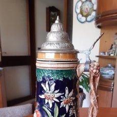 Antigüedades: JARRA DE CERVEZA. Lote 217916141