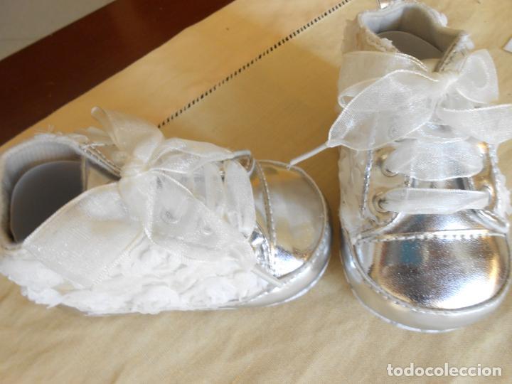 Antigüedades: Preciosos bambas bebe.nuevos - Foto 2 - 217935152