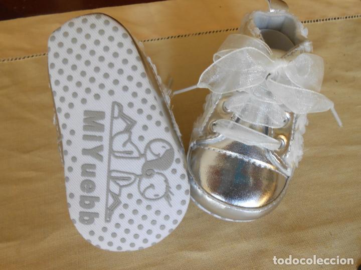 Antigüedades: Preciosos bambas bebe.nuevos - Foto 3 - 217935152