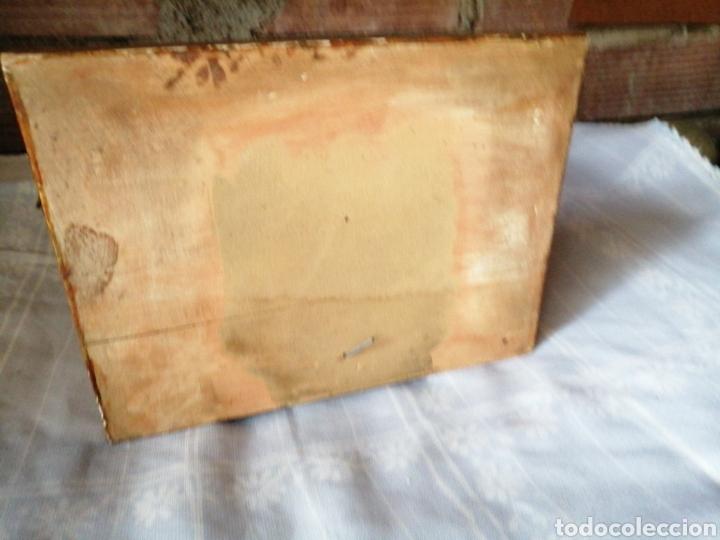 Antigüedades: Ménsula de madera para colgar - Foto 5 - 217938008