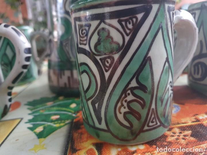Antigüedades: Juego de jarras domingo punter - Foto 3 - 217940030