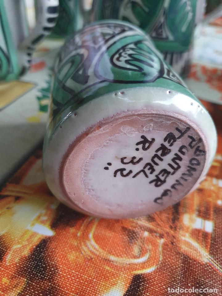Antigüedades: Juego de jarras domingo punter - Foto 4 - 217940030