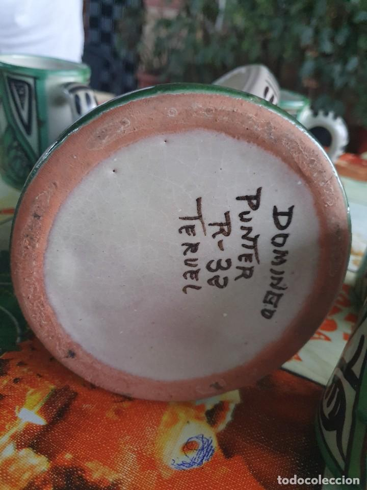 Antigüedades: Juego de jarras domingo punter - Foto 6 - 217940030