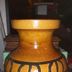 Antigüedades: JARRON CERAMICA W.GERMANY. Lote 217947228
