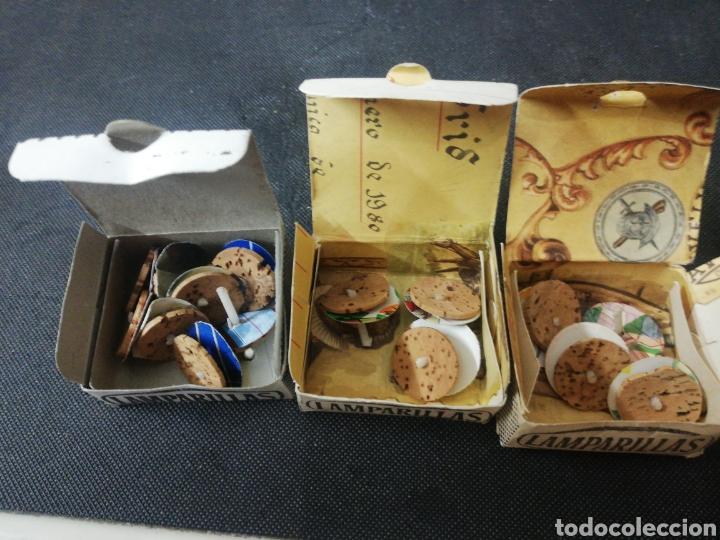 Antigüedades: Productos Zepol..... Lamparillas.. - Foto 3 - 217959141