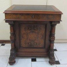 Antigüedades: ESCRITORIO DAVENPORT INGLATERRA S XIX. Lote 217977923