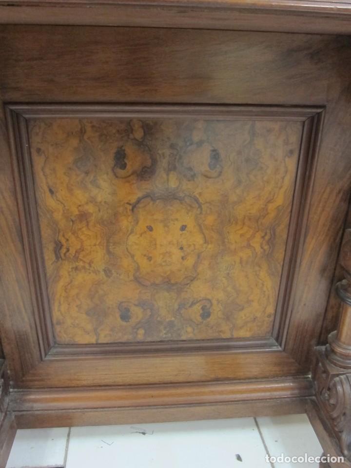 Antigüedades: Escritorio Davenport Inglaterra s XIX - Foto 5 - 217977923