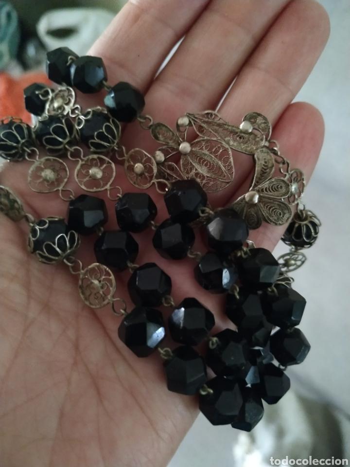 Antigüedades: Precioso rosario - Foto 4 - 217981203