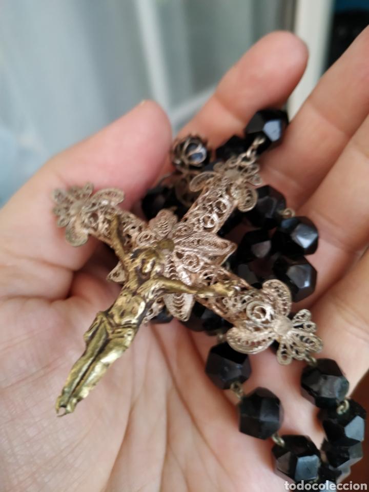 Antigüedades: Precioso rosario - Foto 5 - 217981203