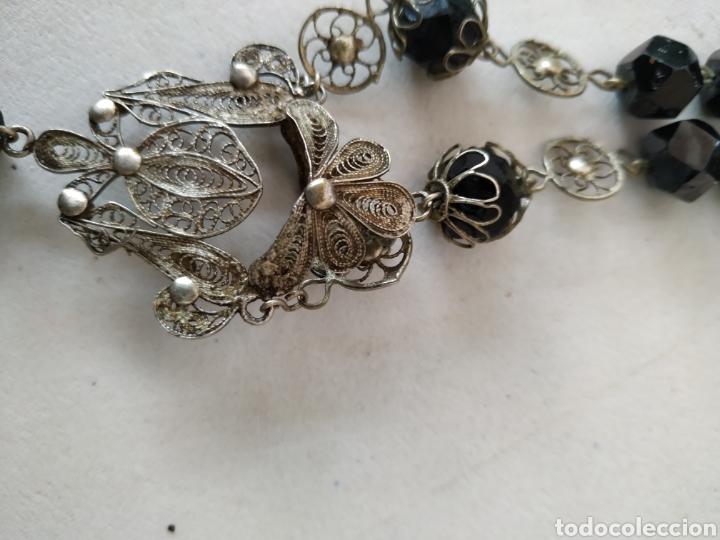 Antigüedades: Precioso rosario - Foto 11 - 217981203