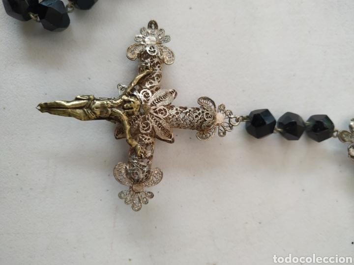 Antigüedades: Precioso rosario - Foto 2 - 217981203