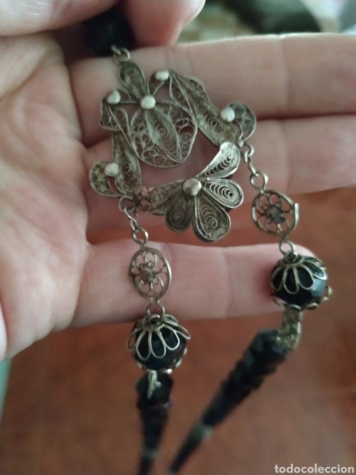 Antigüedades: Precioso rosario - Foto 3 - 217981203