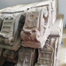 Antigüedades: LOTE DE 9 MÉNSULAS DEL SIGLO XVI. Lote 218010226