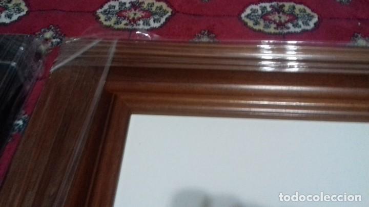 Antigüedades: LOTE DE 4 MARCOS NUEVOS. INCLUYEN TABLAS ENTELADAS. DISTINTAS MEDIDAS. VER FOTOS. - Foto 7 - 218057497