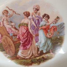 Antigüedades: PORCELANA DE PICKMAN, LA CARTUJA. Lote 218080986