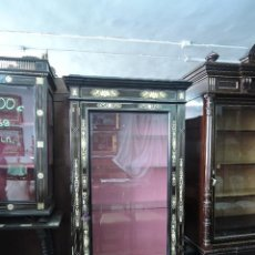 Antigüedades: VITRINA ITALIANA DEL PIAMONTE. Lote 218100158