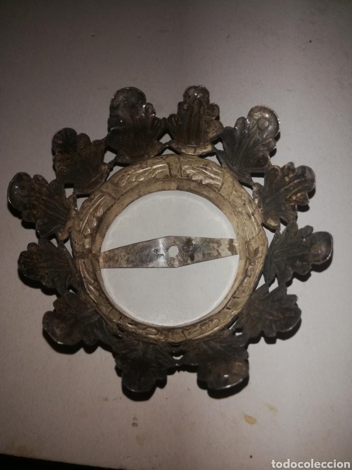 Antigüedades: Corona plata siglo XVIII - Foto 5 - 218130808