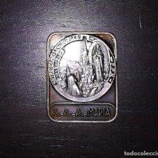 Antigüedades: MEDALLA CENTENARIO VIRGEN LOURDES. Lote 218148671