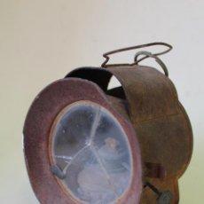 Antigüedades: FAROL FARO QUINQUÉ ANTIGUO.. Lote 218168901