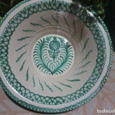 Antigüedades: PRECIOSO LEBRILLO DE FAJALAUZA. Lote 218185018