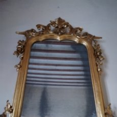 Antigüedades: ESPEJO ISABELINO. Lote 218199858