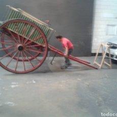 Antigüedades: CARRO DE PAYÉS. JPB.. Lote 218242037