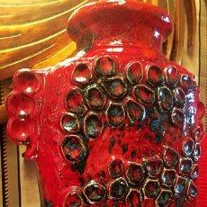 Antigüedades: JARRON CERAMICA ALEMANA FAT-LAVA XL. Lote 218247216