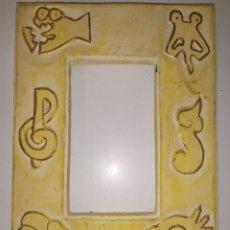 Antigüedades: MARCO PORTARETRATO MADERA. Lote 218257915