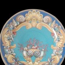 Antigüedades: PLATO DISEÑADO POR VERSACHE DE PORCELONA ROSENTHAL, LES TRESORS DEL MAR. Lote 217855512