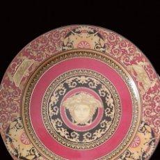 Antigüedades: PLATO DISEÑADO POR VERSACHE, PORCELANA ROSENTHAL. 30X30. Lote 217855891