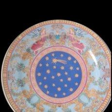 Antigüedades: PLATO DISEÑADO POR VERSACHE DE PORCELANA ROSENTHAL. EDICIÓN LIMITADA LLAMADA NATIVIDAD. 30X30. Lote 217863011