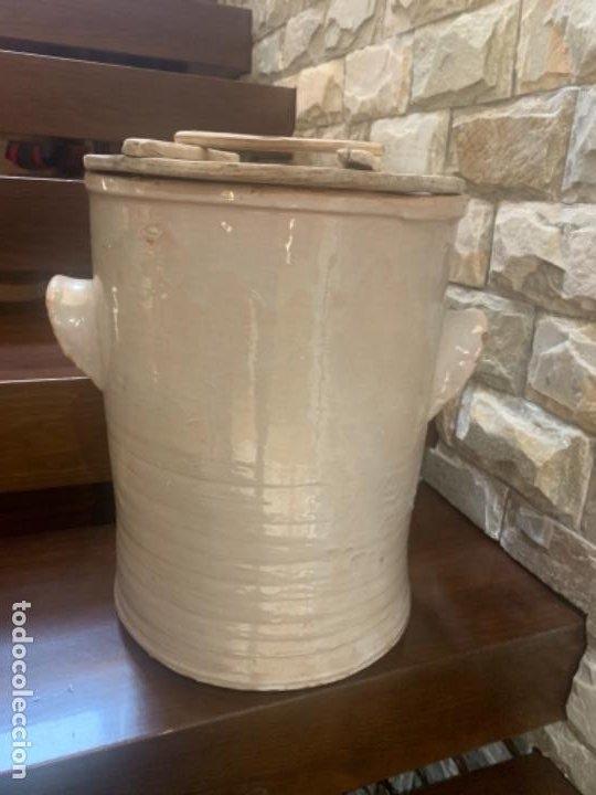 Antigüedades: Cerámica Granadina o fajalauza - Foto 21 - 218295478