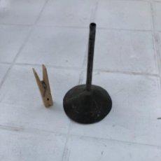 Antigüedades: EMBUDO DE HOJALATA. Lote 218310186