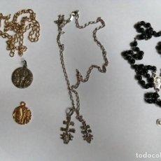 Antigüedades: VARIOS RELIGIOSOS. Lote 218331191