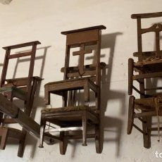 Antigüedades: RECLINATORIOS ANTIGUOS SE VENDEN SUELTOS PRECIO X UNIDAD. Lote 218332773