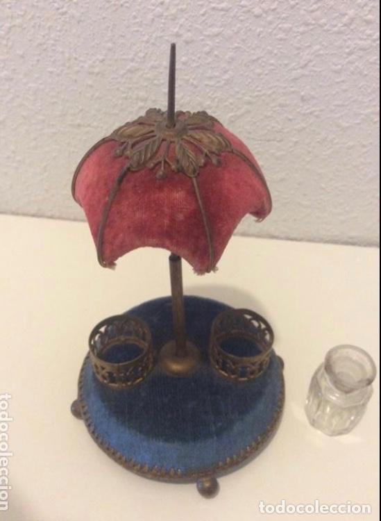 Antigüedades: Perfumero finales siglo XIX - Foto 3 - 218349221