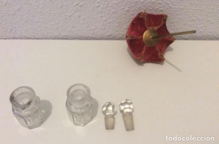 Antigüedades: Perfumero finales siglo XIX - Foto 8 - 218349221