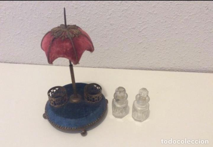 Antigüedades: Perfumero finales siglo XIX - Foto 11 - 218349221