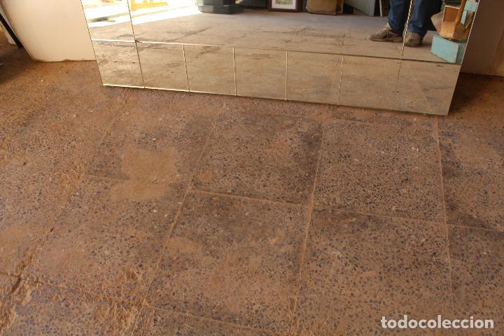 Antigüedades: espejo grande de recibidor - Foto 2 - 218353212