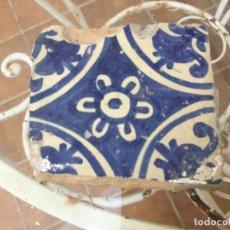 Antigüedades: AZULEJO GOTICO. Lote 218370421