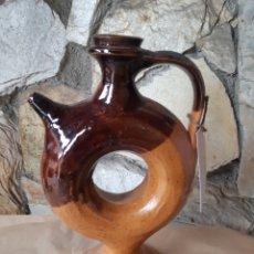 Antiquités: BOTIJO DE CERAMICA..CURIOSO. CANTI. COMPLETA TU COLECCION. Lote 218417833