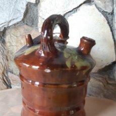 Antiquités: BOTIJO. CANTI..ANTIGUO. EN CERAMICA. Lote 218419170