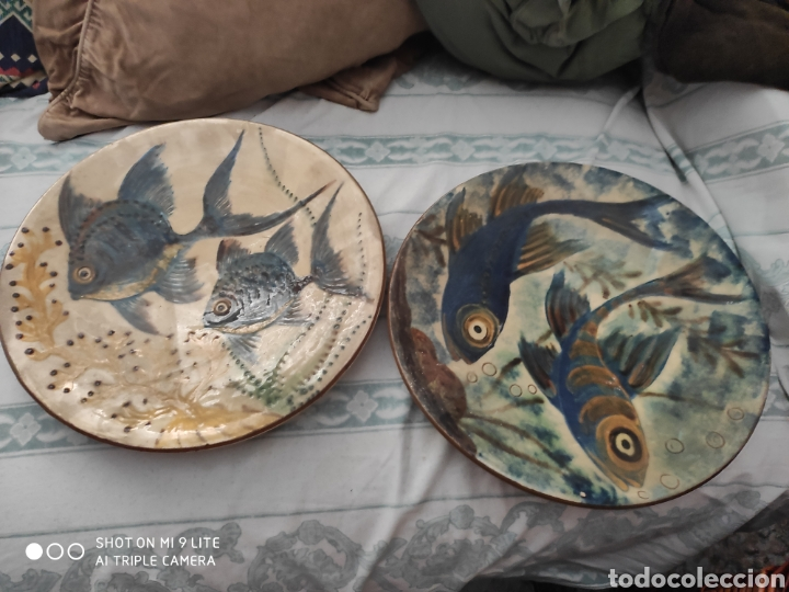 CERÁMICA PUIGDEMONT (Antigüedades - Porcelanas y Cerámicas - Catalana)